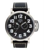 Luxusní pánské vodotěsné ocelové hodinky hodinky JVD Seaplane JA1323.1 empty 460086871e