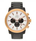 Mohutné ocelové moderní vodotěsné hodinky JVDC 725.3 - chronograf 10ATM  empty e3ae6d9b23