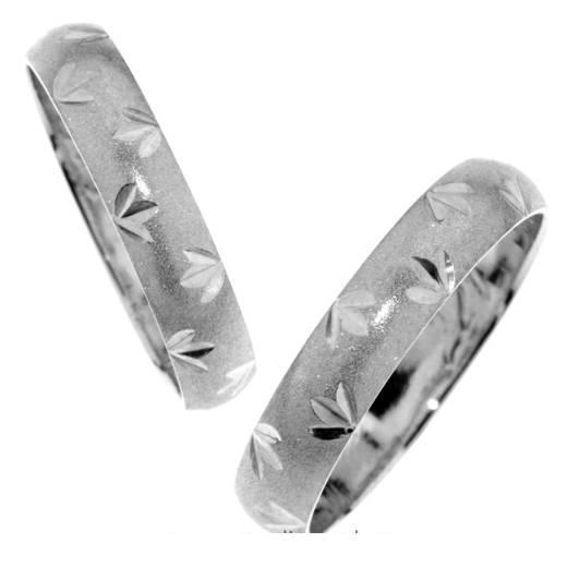 Zlatý snubní prsten GEMS BASIC, 436-0221_0221 - 585/3,00g