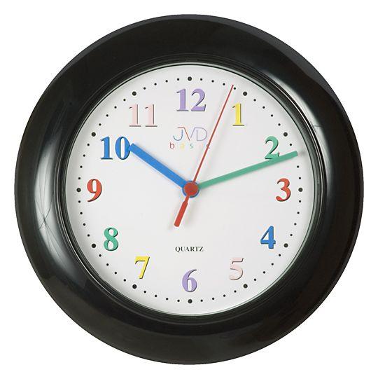 SR 607.11 - Dětské nástěnné hodiny JVD basic Quartz