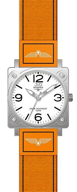 Dětské Náramkové hodinky JVD seaplane J7098.7