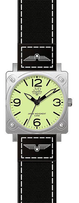 Dětské Náramkové hodinky JVD seaplane J7098.9