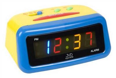 Dětský digitální budík JVD SB 006.1