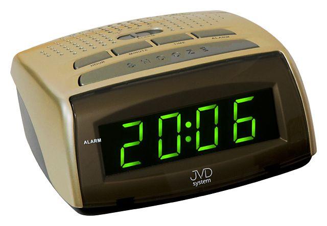 Svítící budík JVD system SB0720.4