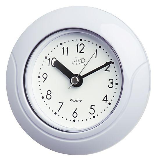 Saunové hodiny JVD basic SH33.1 (Koupelnové hodiny)