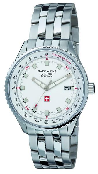 Pánské švýcarské hodinky GROVANA 1630.1133/SAM