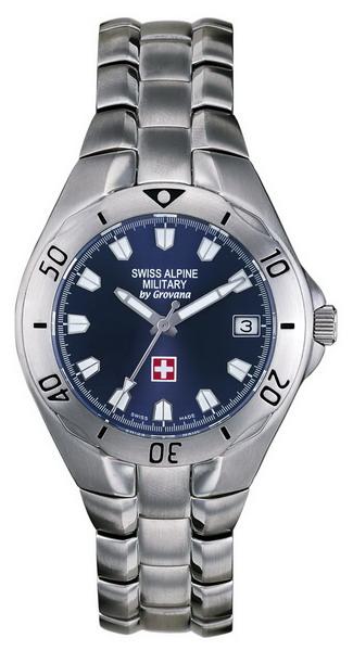 Pánské švýcarské hodinky GROVANA 1501.1135 SAM