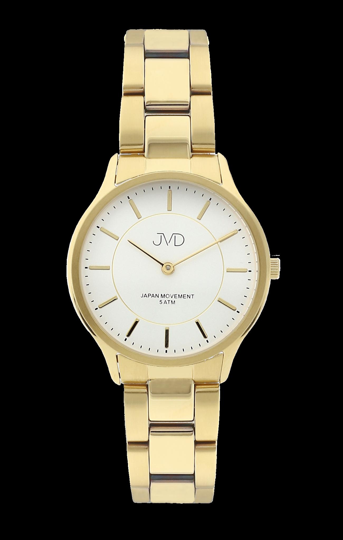 Dámské ocelové voděodolné náramkové hodinky JVD J4168.3  b5d9a48010