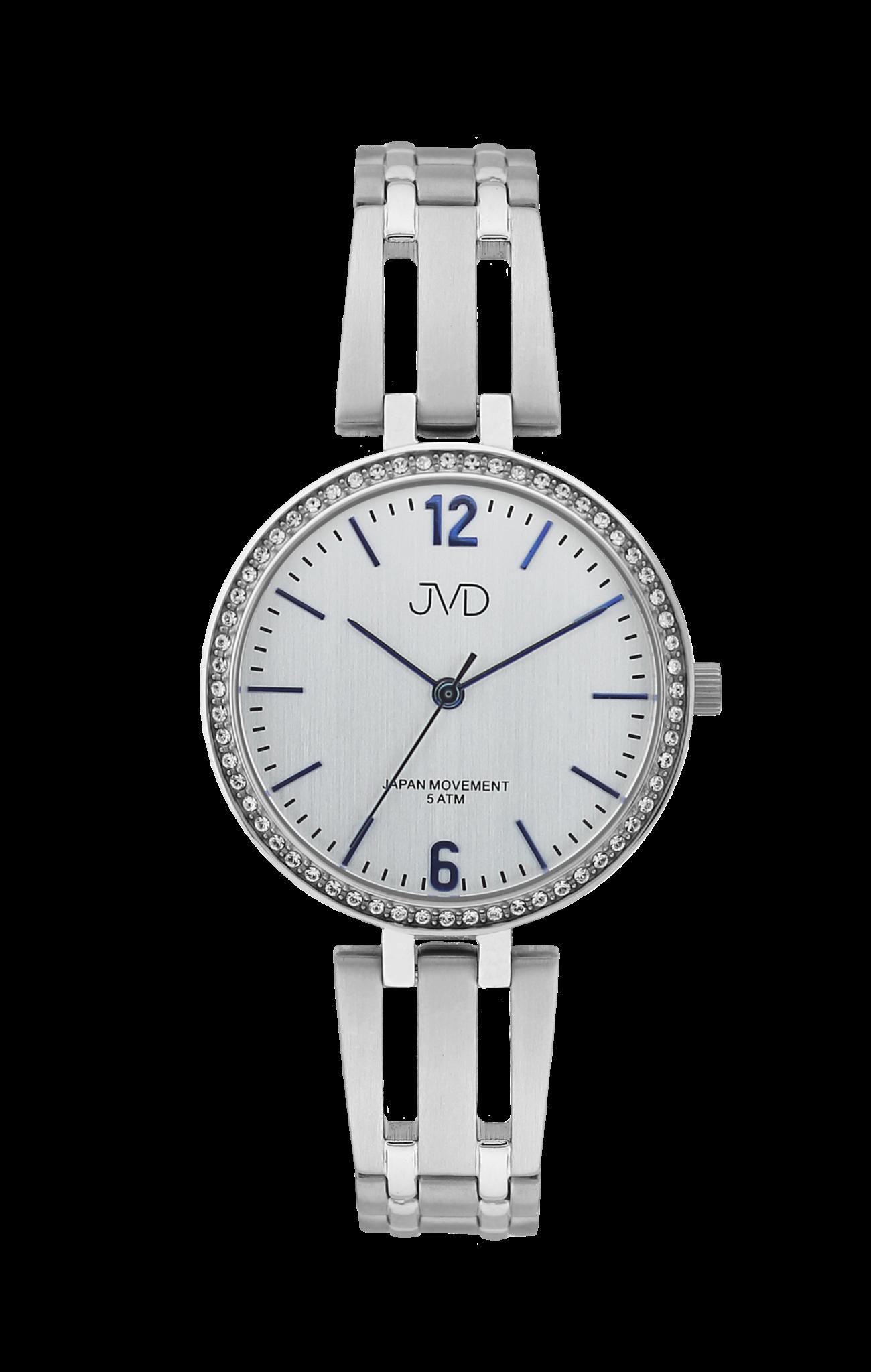 Dámské ocelové voděodolné náramkové hodinky JVD J4166.1 76d26b71d16