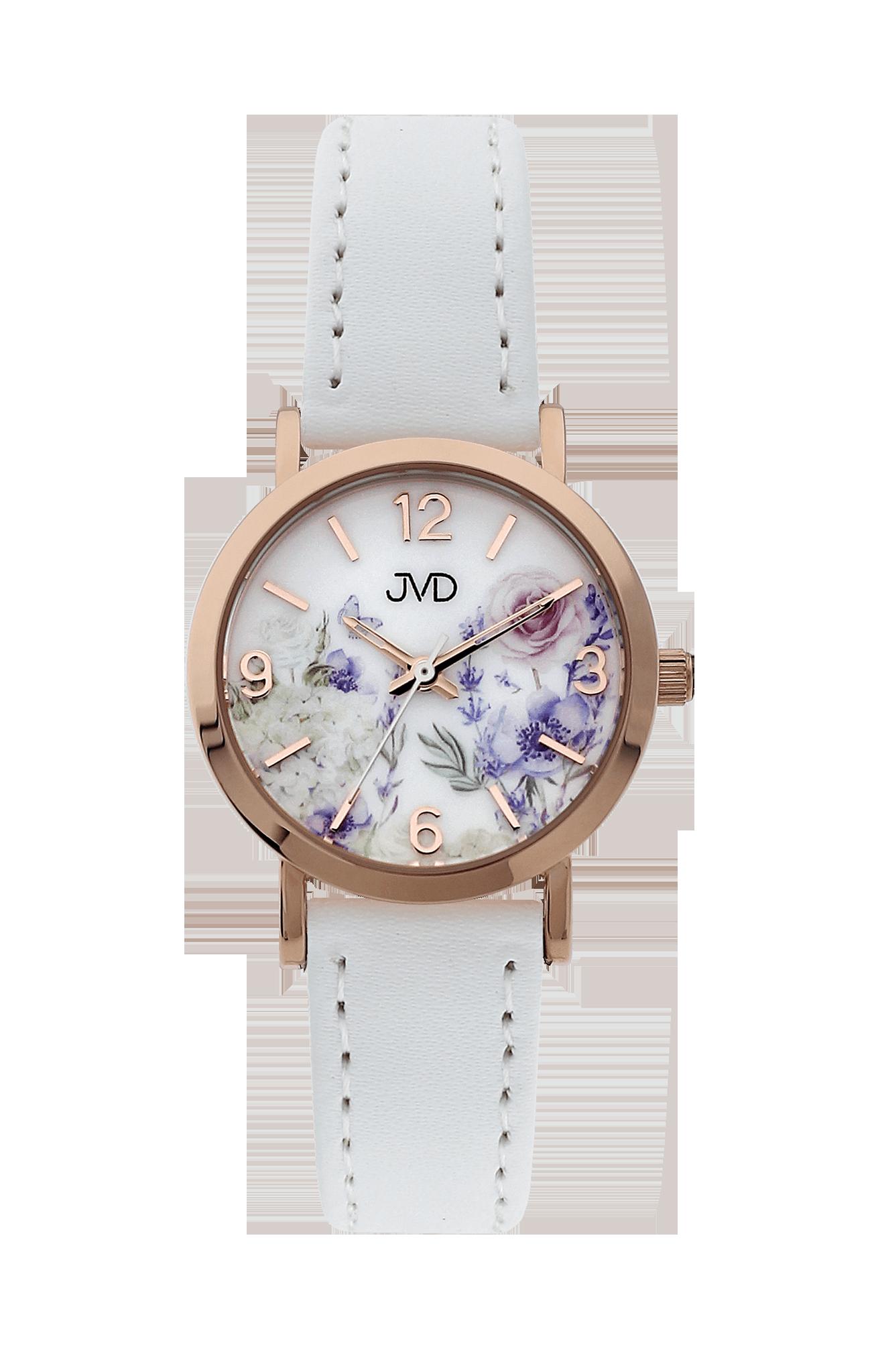 b6afb98fd Dětské dívčí přehledné náramkové hodinky JVD J7184.13 | Zlatnictví ...