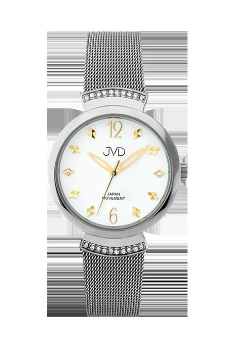 Dámské elegantní náramkové hodinky JVD JC096.5  5c53afae85