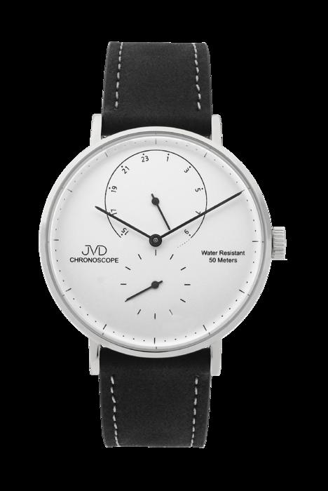 Pánské klasické módní hodinky JVD JG7001.1 s voděodolností 5ATM ... dfff26c610
