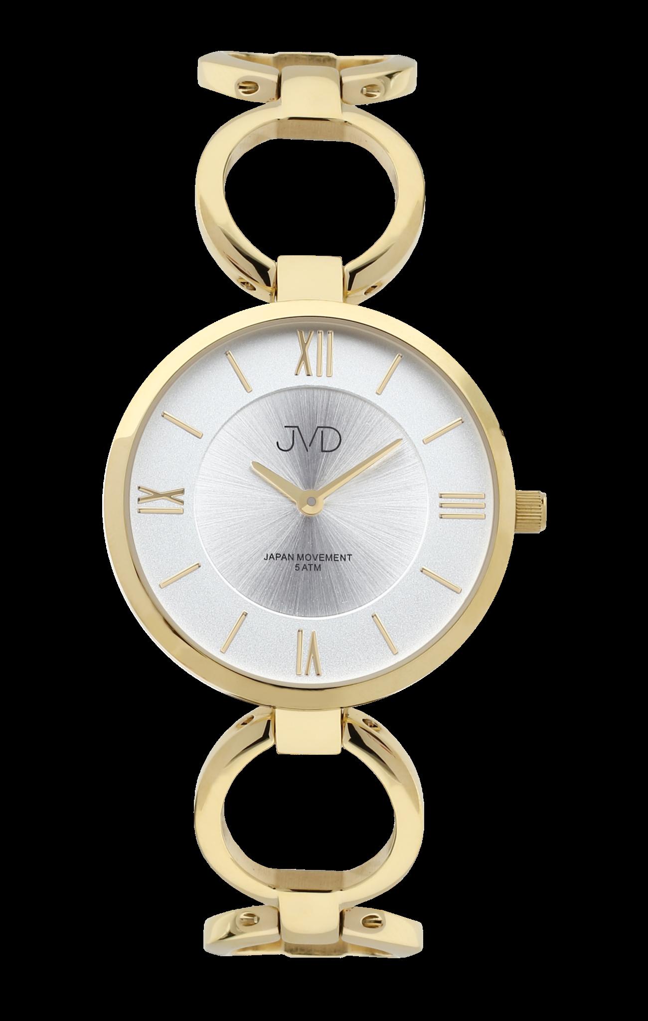 0a4f4ee5a31 Dámské čitelné náramkové elegantní hodinky JVD J4172.3