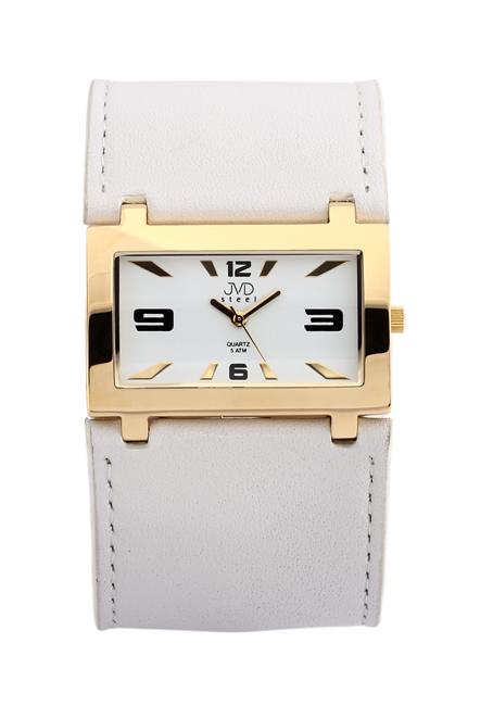 Luxusní designové Náramkové hodinky JVD steel J1047.3