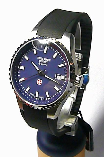 Pánské švýcarské hodinky Swiss Alpine Military by Grovana 1600.1535 - 10ATM