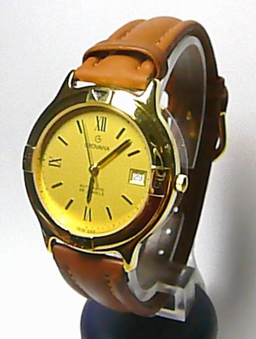 Automatické hodinky Grovana 1200.2110 - AUTOMAT BEZ BATERIE (SWISS)