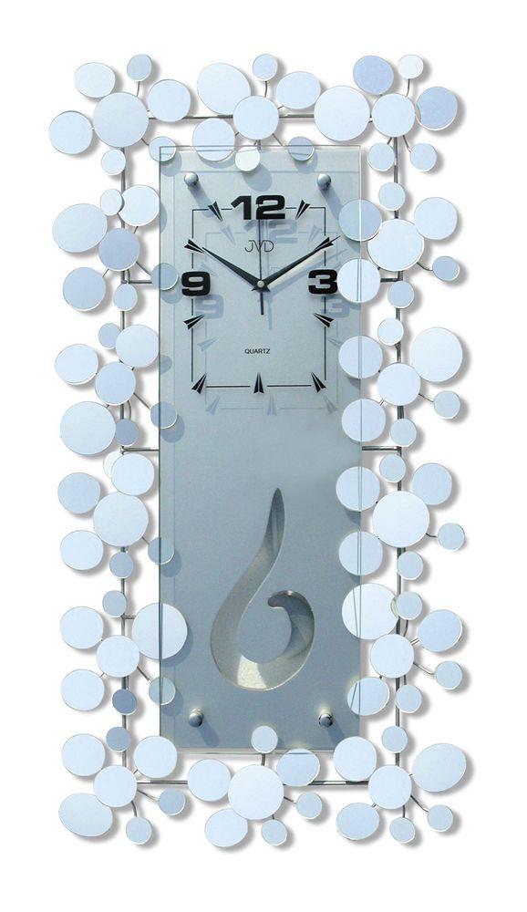 Velké obrovské designové nástěnné hodiny JVD design HJ07 (POŠTOVNÉ ZDARMA!!)