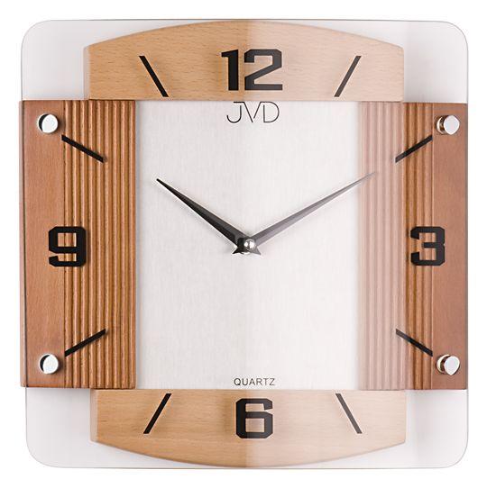 Nástěnné hodiny JVD quartz N11060/68