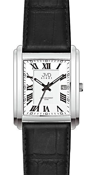 Elegantní módní hodinky JVD steel J1062.1 s římskými číslicemi