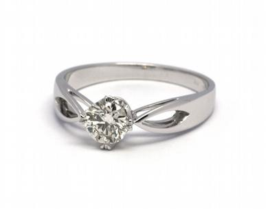 Luxusní zásnubní prsten s diamantem EXCELLENT 585/2,41 gr J-21256-12 (J-21256-12)