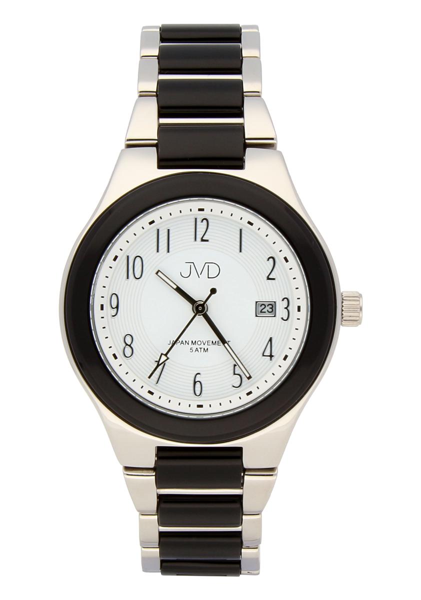 Luxusní keramické voděodolné hodinky JVD J1098.1 - UNISEX