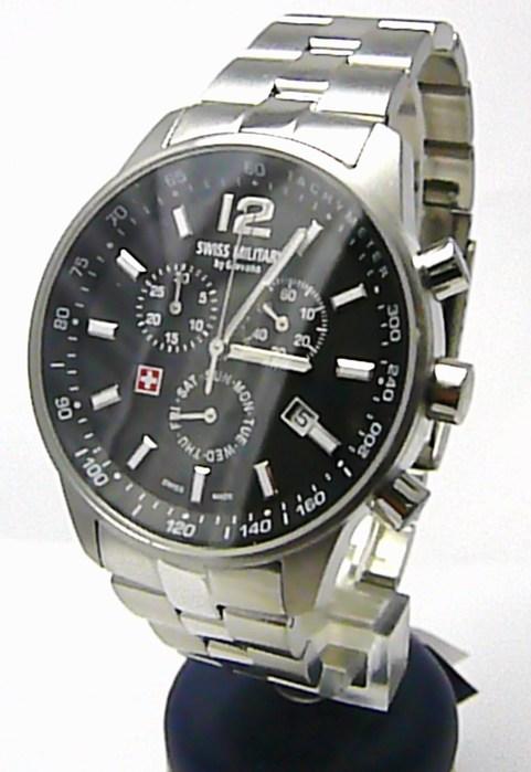 Pánské švýcarské hodinky Grovana SWISS ALPINE MILITARY 7015.9137 CHRONOGRAF