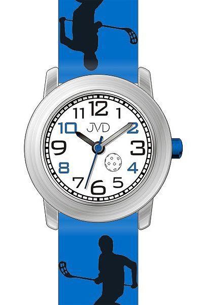 Dětské florbalové hodinky JVD basic J7149.1 (FLORBAL) pro malé florbalisty