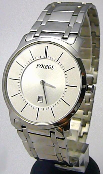 Kovové luxusní tenké módní hodinky Foibos 8335 - UNISEX  c6e88c8515