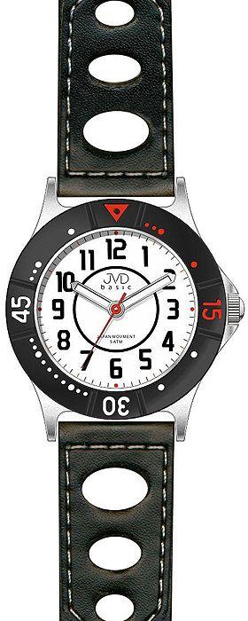 bcba02ffdd9 Dětské chlapecké sportovní barevné náramkové hodinky JVD J7087.3 - 5ATM