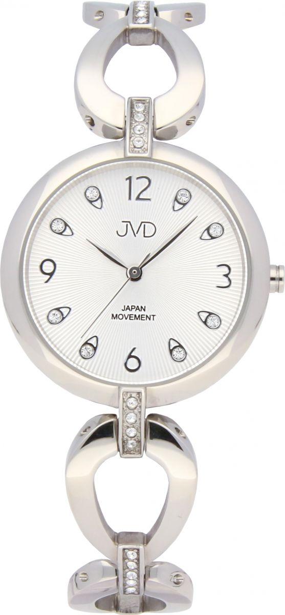 Dámské ocelové nerezové šperkové hodinky JVD JC081.1 - 5ATM ... aa086226b1f