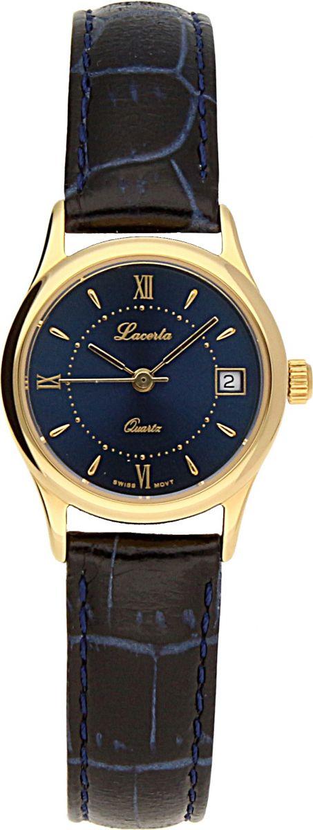 Dámské šperkové švýcarské hodinky Lacerta 775 207 25 safírové sklo