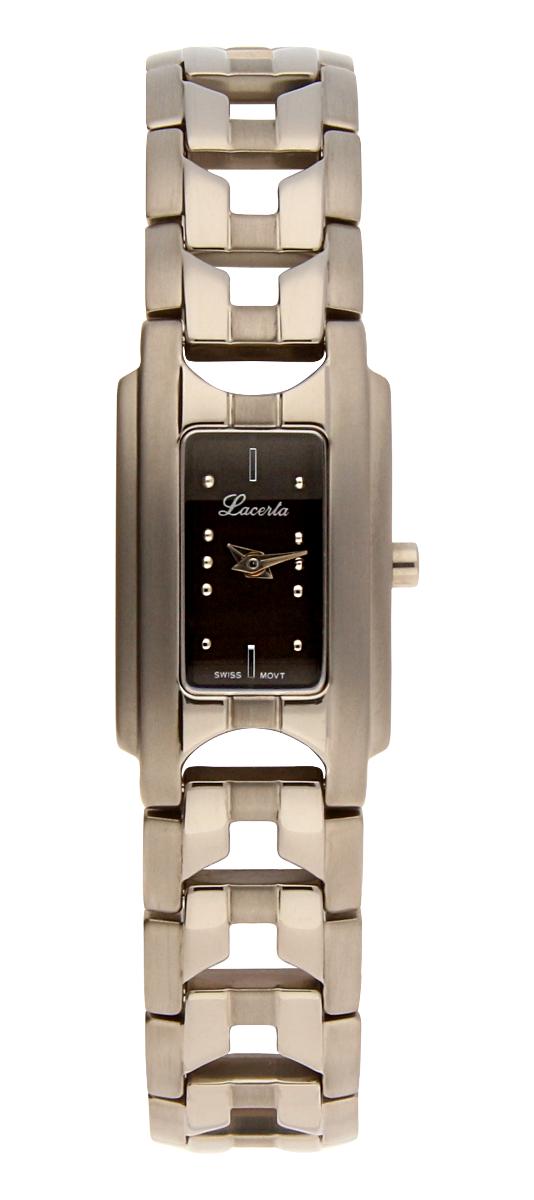 Dámské titanové švýcarské luxusní hodinky Lacerta 751 A8 547 se safírovým sklem (POŠTOVNÉ ZDARMA!!)