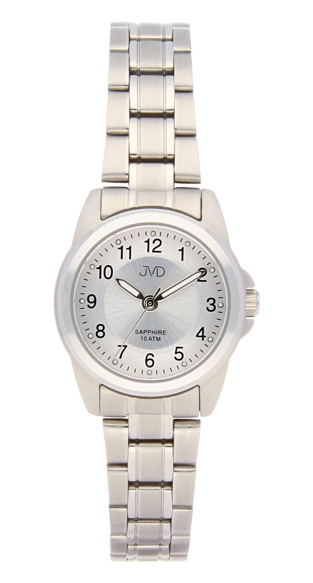 Dámské ocelové vodotěsné hodinky J4147.1 - 10ATM se safírovým sklem
