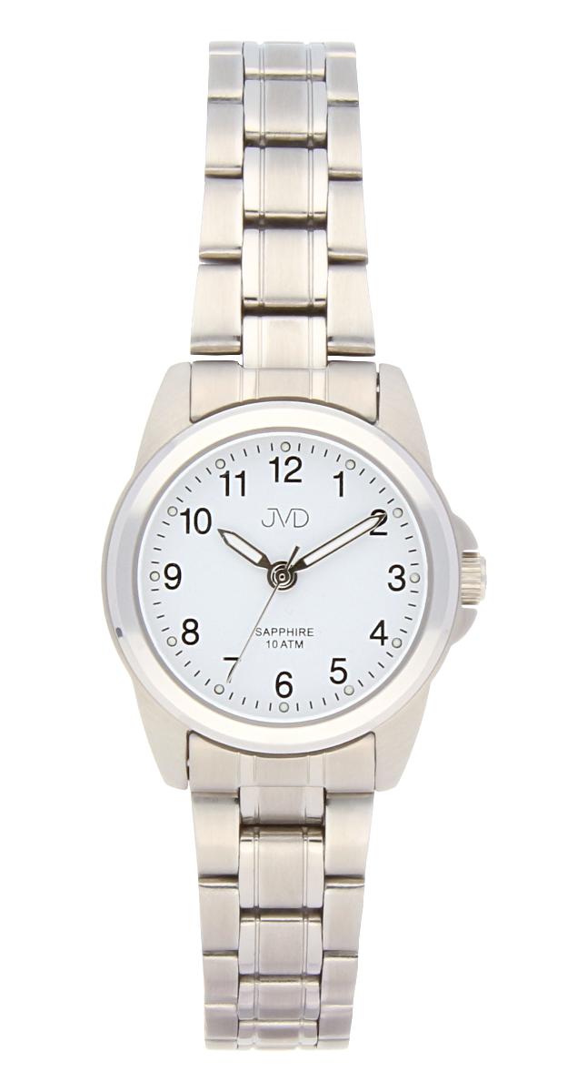 Dámské ocelové vodotěsné hodinky J4147.2 - 10ATM se safírovým sklem