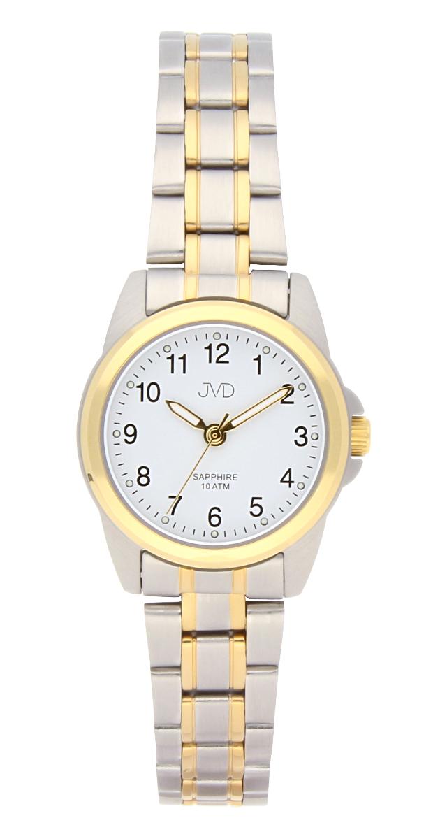 Dámské ocelové vodotěsné hodinky J4147.3 - 10ATM se safírovým sklem