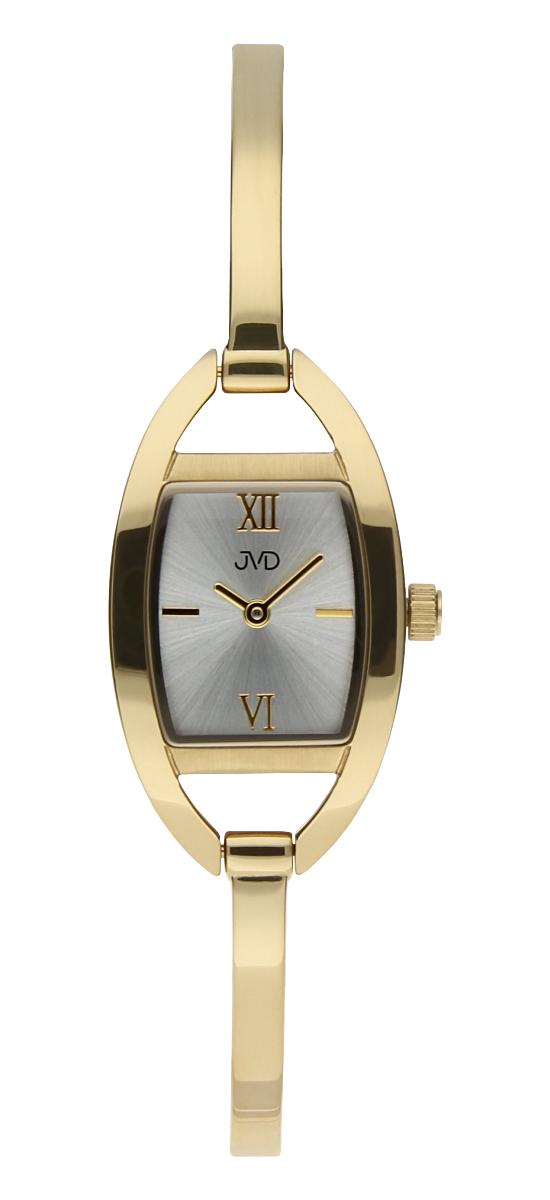 5a4eac43dd4 Luxusní dámské ocelové hodinky JVD W86.2 z nerezové oceli ...