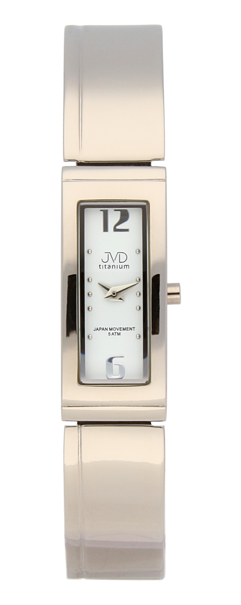 Dámské luxusní titanové antialergické hodinky J5020.3 (POŠTOVNÉ ZDARMA!!)