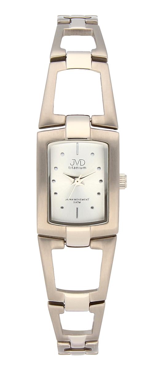 Antialergické titanové dámské hodinky J5026.1 s japonským strojkem SEIKO (POŠTOVNÉ ZDARMA!!)