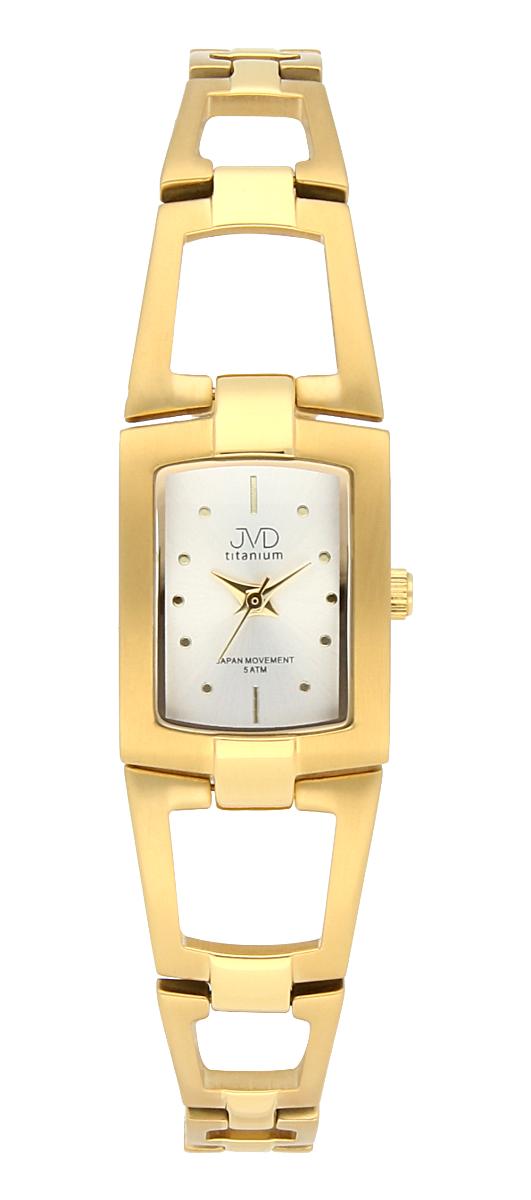 Antialergické titanové dámské hodinky J5026.2 s japonským strojkem SEIKO (POŠTOVNÉ ZDARMA!!)