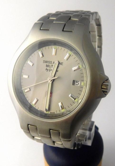 Pánské švýcarské hodinky Swiss Alpine Military by GROVANA 1502.1132 SAM (1502.1132 SAM)