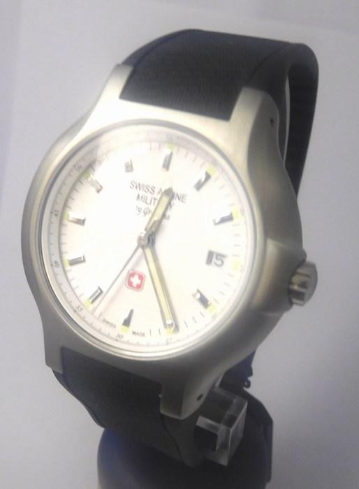 Pánské švýcarské hodinky Swiss Alpine Military by GROVANA 1502.1533 SAM (1502.1533 SAM)