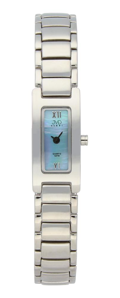 Dámské titanové antialergické náramkové hodinky JVD 666.1