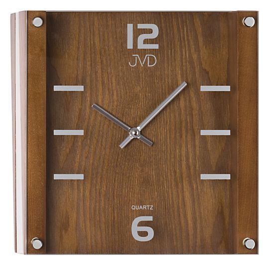 Nástěnné hodiny JVD N1176/11 - dřevěné