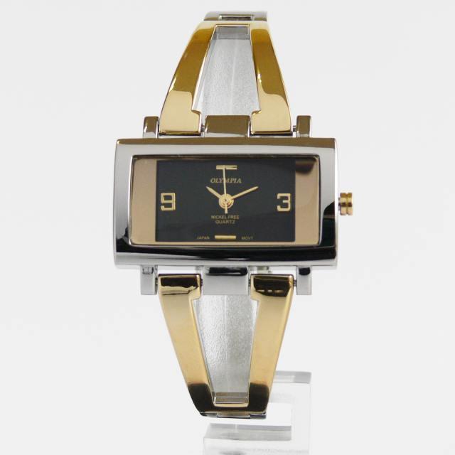 Dámské společenské bezniklové hodinky Olympia 30383