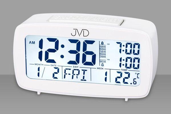 Digitální budík JVD SB82.1 (vícefunkční digitální budík)