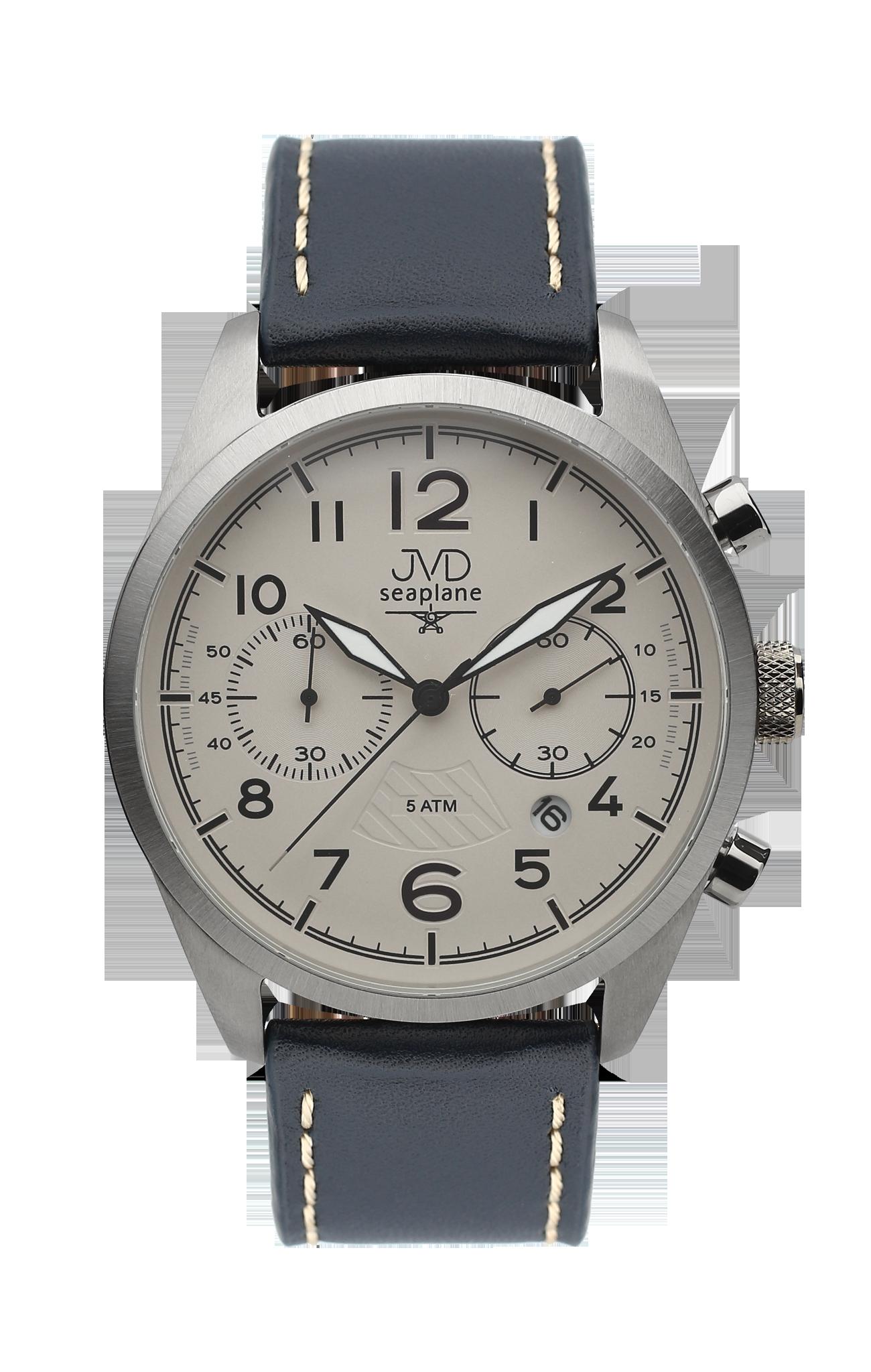Mohutné pánské náramkové hodinky Seaplane CASUAL JC678.3 (POŠTOVNÉ ZDARMA!!)