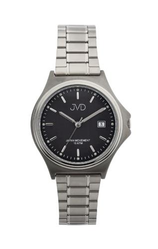 Vodotěsné pánské titanové antialergické hodinky JVD J2020.1 (POŠTOVNÉ ZDARMA!!)