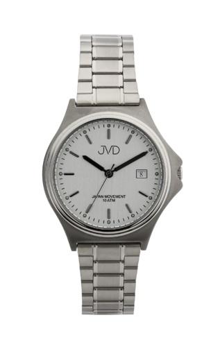 Vodotěsné pánské titanové antialergické hodinky JVD J2020.2 (POŠTOVNÉ ZDARMA!!)
