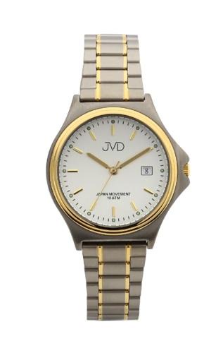 Vodotěsné pánské titanové antialergické hodinky JVD J2020.3 (POŠTOVNÉ ZDARMA!!)