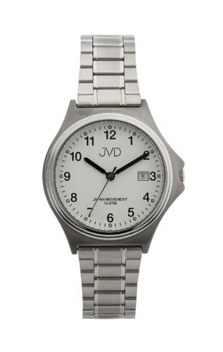 Vodotěsné pánské titanové antialergické hodinky JVD J2020.4 (POŠTOVNÉ ZDARMA!!)